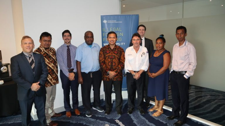 The 9th MCS Sub-Regional (Arafura and Timor Seas) Group Meeting