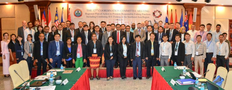 The 12th RPOA-IUU Coordination Committee